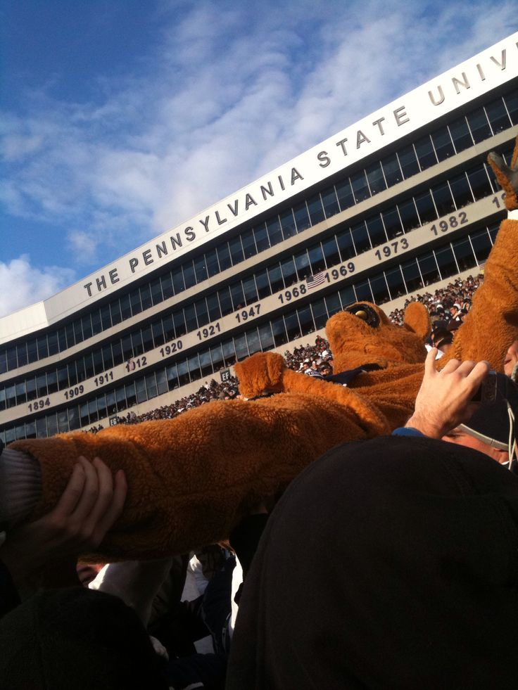51 best WE ARE!!! PENN STATE!!! images on Pinterest   Nittany lion ...