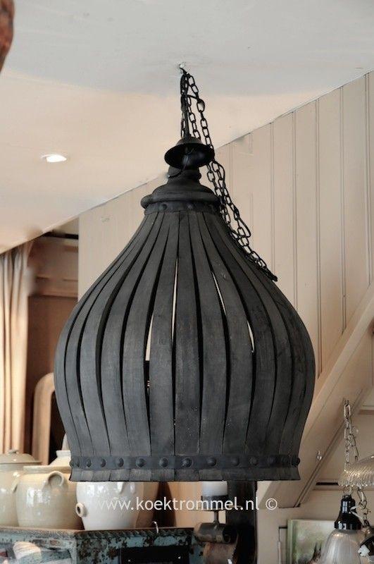 Hanglamp hoffz mooi voor op de voor veranda lamp for Interieur veranda