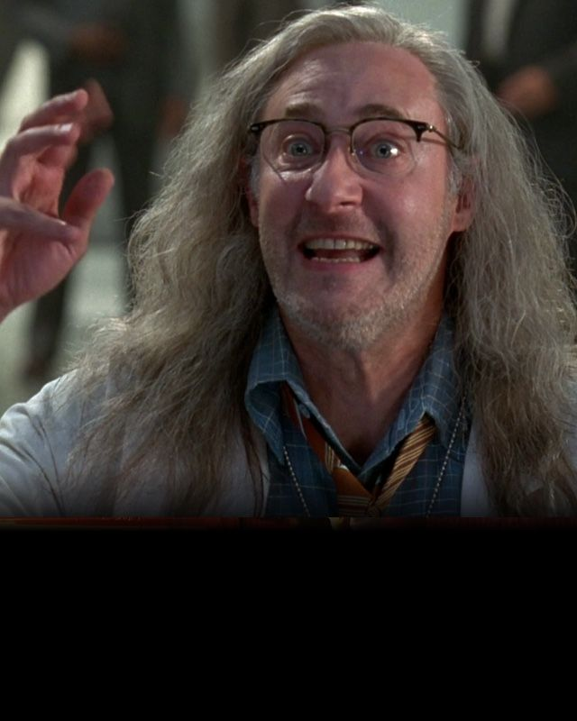 """Brent Spiner Returning For INDEPENDENCE DAY 2  Pretty cool that """"DATA"""" from Star Trek TNG and the scientist is the same."""