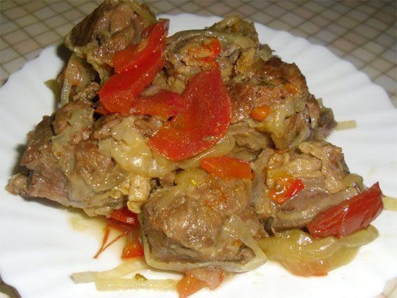 Более вкусного и простого рецепта из баранины я не знаю. Уже подсел на это блюдо. Особенно же оно рекомендовано в казане на рыбалочке :) Время томления - 4 часа, как раз достаточно для утреннего облов…