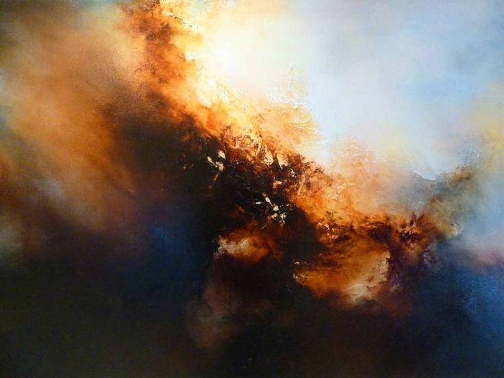 "Saatchi Art Artist Simon Kenny; Painting, ""Seldom Seen"" #art"