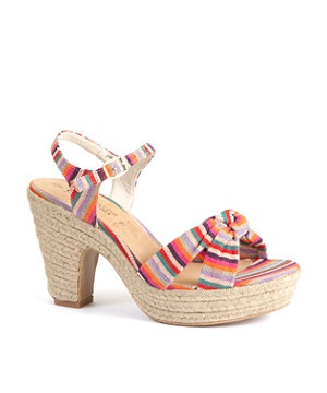 Cute and colorful, perfect height for lots of walking.