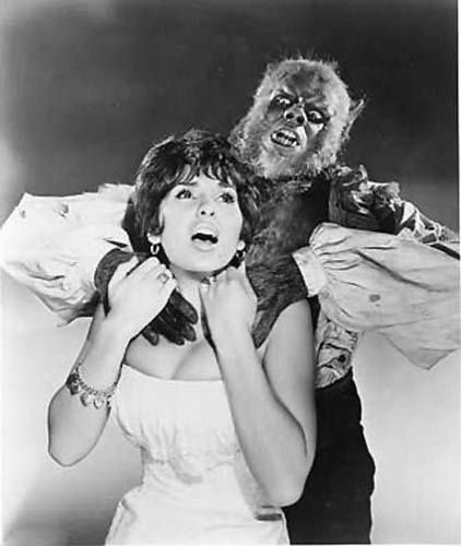 """Curse of the Werewolf"" (Hammer Horror Films) with  Oliver Reed, Yvonne Romain ...1961"