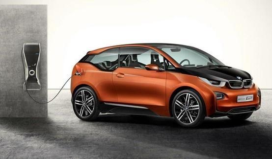 Production BMW i3 EV to debut in Frankfurt