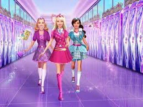 Barbie Die Prinzessinnen Akademie, Ganzer film youtube,Barbie Das Agente...