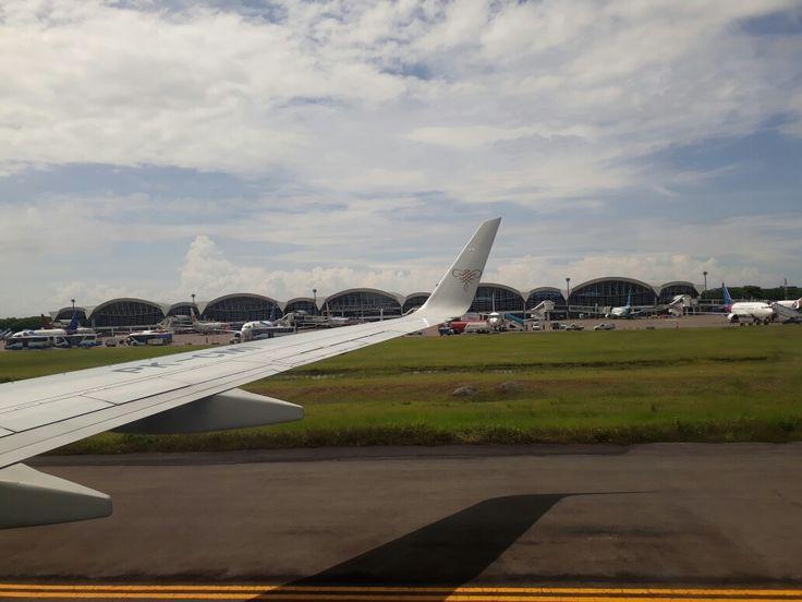 Bandara Hasanuddin- Makassar