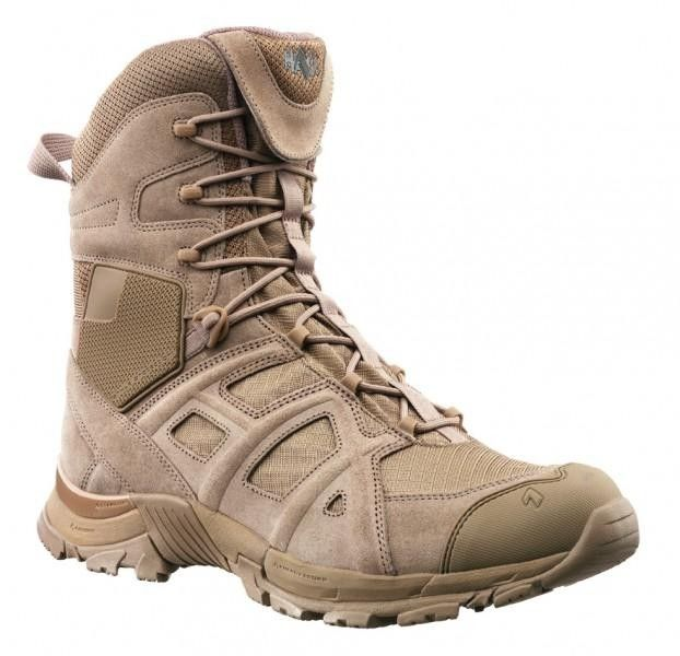 "HAIX > ""Black Eagle"" Athletic 11 Desert High Military Army Boot"
