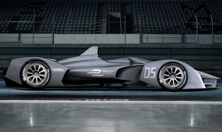 Spark Racing Technology won the contract to build the race car bodies for Formula E's fifth season and has just revealed the initial renderings!