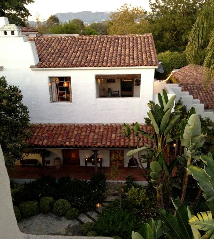 Spanish Style Home Exteriors: 25+ Best Ideas About Spanish Tile Roof On Pinterest