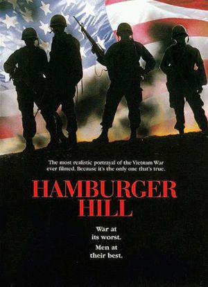 Hamburger Hill (1987) A very realistic interpretation of one of the bloodiest battles of the Vietnam War. Anthony Barrile, Michael Boatman, Don Cheadle...14b