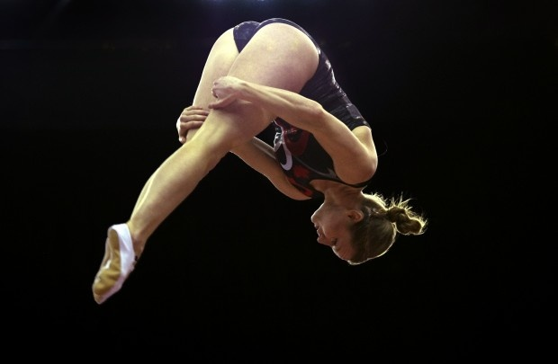 Canadians to watch at the 2012 Olympics - Rosannagh MacLennan: women's trampoline