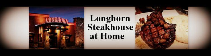 Longhorn Steakhouse Copycat Recipes sierra chicken