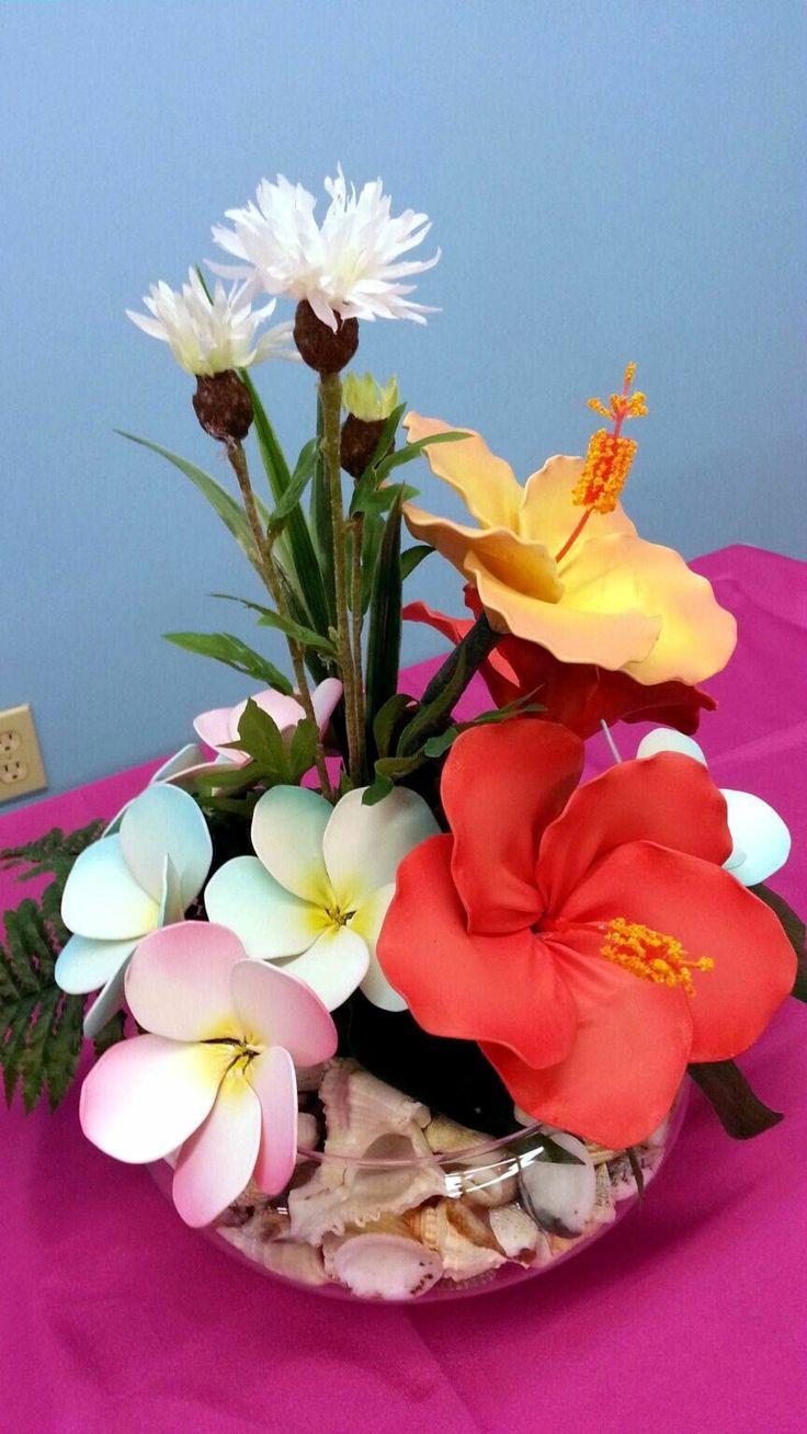 Tropical Fantasy Flowers