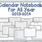 Use this Calendar Notebook to expand your morning calendar routine and make it interactive for all students. I created this Calendar Notebook throu...