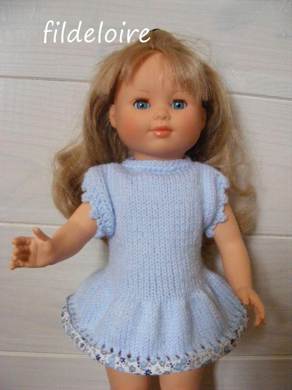 tuto pour poupée Marie-Françoise 40 cm petit collin, modes et travaux