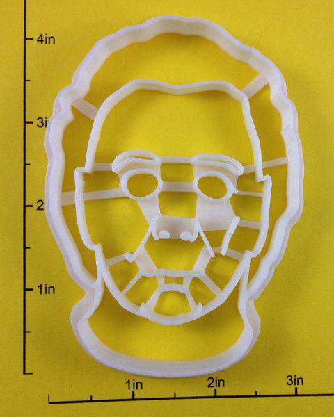 Michael Myers Halloween Cookie Cutter