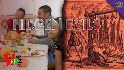 The Israelites: HIDDEN EVILS on VYBZ 96.3fm  #God #Thanksgiving #America #holiday #Israelites #blacks #hispanics #native #american #indians #people #Bible #history #truth