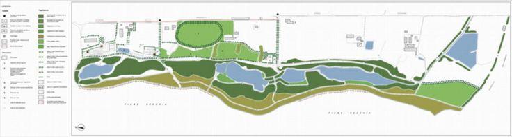 Primo stralcio esecutivo del progetto di riqualificazione ambientale dell'asta del fiume Secchia
