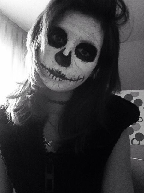 #halloween #make-up