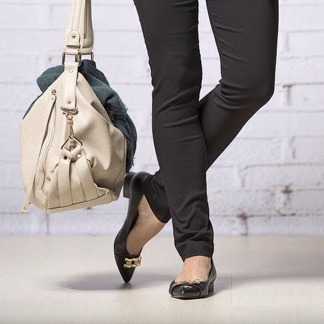 """stitchfix: """"Versatile and sophisticated, the Emer pant takes you from work to weekend and beyond. Visit our blog for details on styling this classic pant! (link in profile)"""""""