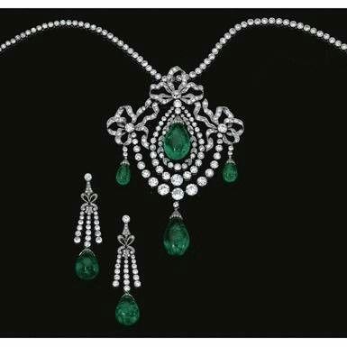 1900 emeralds