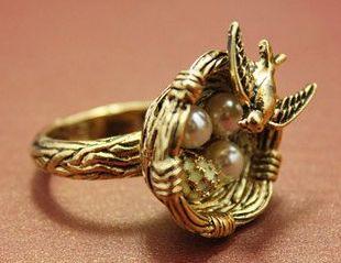 #Anillos hermosos con #diseño únicos para ti #accesorios #moda #bisuteria #anillo