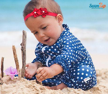 uv infant swimwear