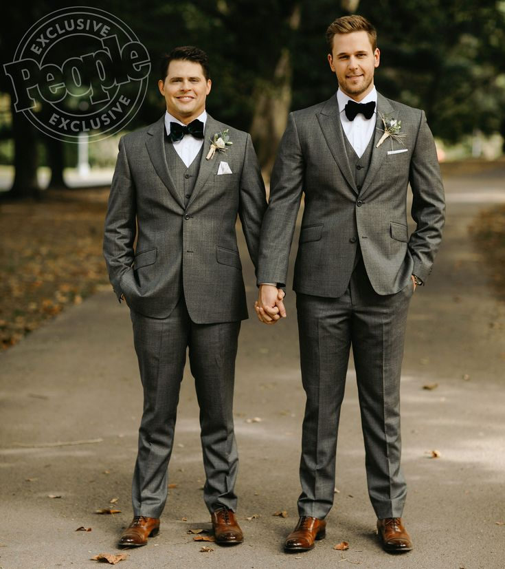 <em>Younger</em>'s Dan Amboyer Comes Out as Gay (and Gets Married!)