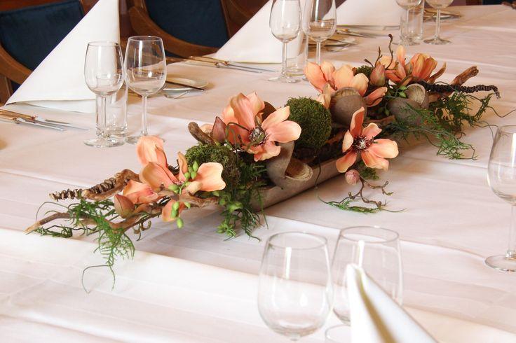 Tafel decoratie verkrijgbaar op webshop www.decoratietakken.nl