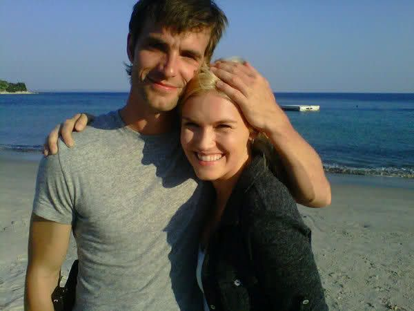 Nathan and Audrey from Haven