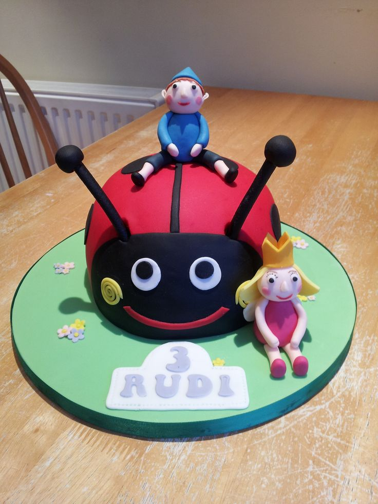 17 Best images about Ben and Holly birthday party ideas on ...