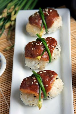 Did someone say vegan sushi for dinner? We're totally down. #vegan #entree #recipe