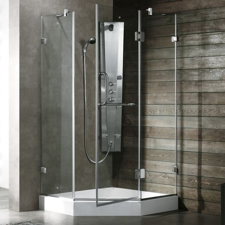 Unique Corner Shower Kits | Home Design Pictures
