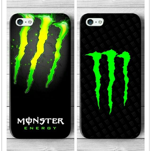 "Monster energy phone case available for : IPHONE 3G - 4/4S - 5/5S/5C - 6 IPOD 4/5 TOUCH IPAD 2/3/4 IPAD MINI IPAD 5 AIR SAMSUNG GALAXY S2/S3/S4 SAMSUNG GALAXY S5 SAMSUNG GALAXY S3/S4 MINI SAMSUNG GALAXY NOTE 1/NOTE 2/NOTE 3 SAMSUNG GALAXY TAB2 7.0"" SAMSUNG GALAXY GRAND i9082 SAMSUNG GALAXY i9250 BLACKBERRY DAKOTA BLACKBERRY Z10 BLACKBERRY Q10 HTC ONE X - HTC ONE M7 GOOGLE NEXUS 7"