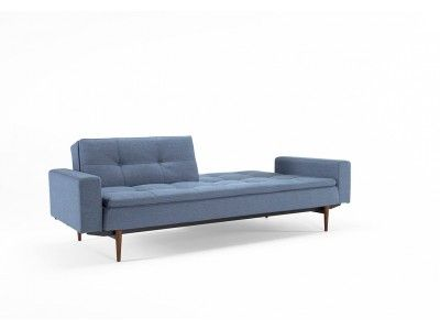 Dublexo sofa bed in mid-century modern style