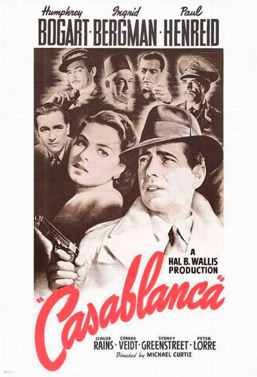 Casablanca (film) - Wikipedia