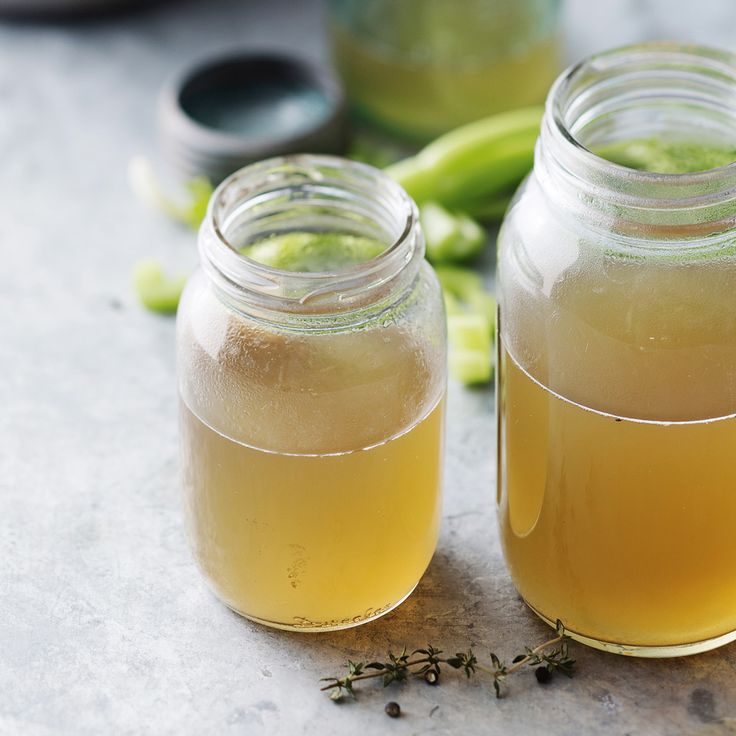 Learn how to make Homemade Stock using your Christmas leftovers