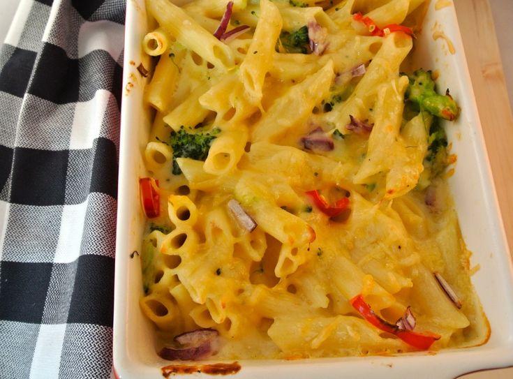 Lekkere pasta-ovenschotel met broccoli - Lekker en Simpel