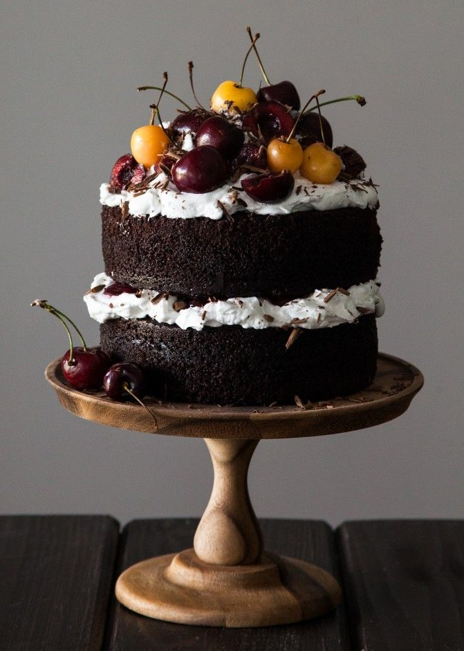 Black Forest Cake - Style Sweet CA