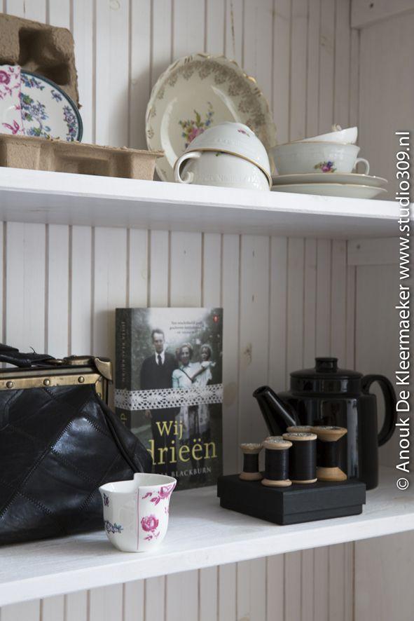 'Groots klein wonen' fotografie: Anouk de Kleermaeker | styling: Ilona de Koning