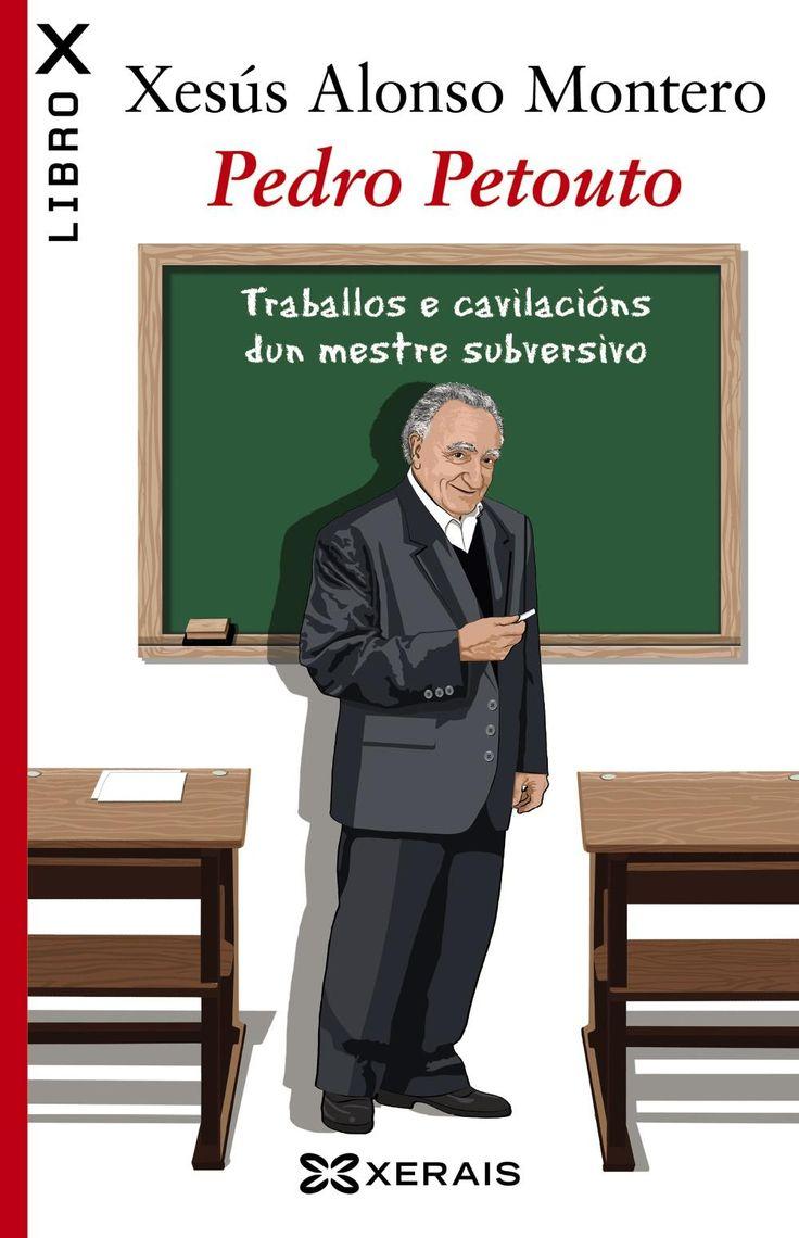Este libriño editouse en volume no ano 1974, se ben boa parte dos capítulos desa primeira edición xa se publicaran, como dispersos, en 1973. Causou naquelas datas (aínda non morrera Franco) estrañeza ou desconcerto entre os lectores que viron no protagonista, Pedro Petouto, un mestre socialista, un curioso predicador marxistizante.