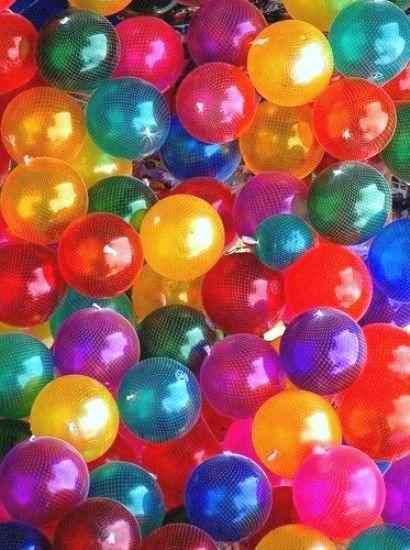 Rainbow of Mega - Colours!!