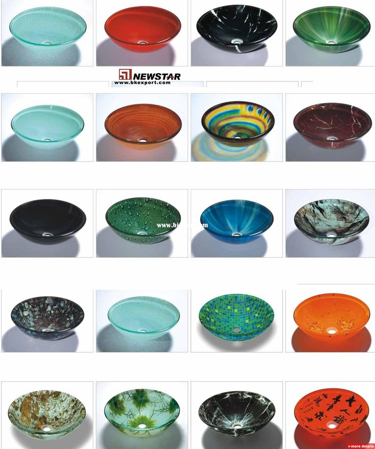 Glass Sink Discount Glass Vessel Sinks China Bathroom Sinks For Sale