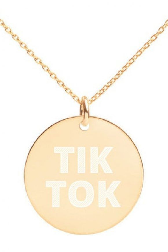 Tiktok Gifts Necklace Girls Birthday Party Themes Birthday Gifts For Boys Personalized Birthday Gifts