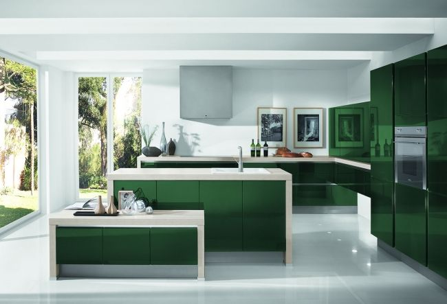 Kolor mebli w kuchni - producent raczej inny