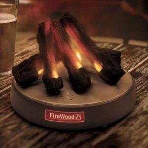 FireWood - Desktop Fireplace