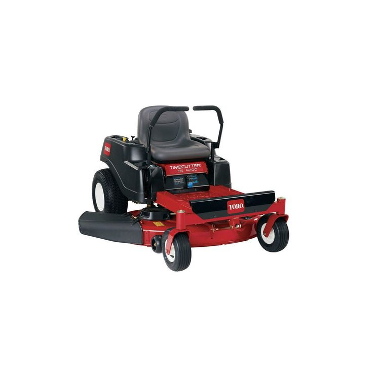 Toro 74720 TimeCutter SS42000 Zero Turn Lawn Mower Review - https://sleequipment.com/news/toro-74720-timecutter-ss42000-zero-turn-lawn-mower-review/