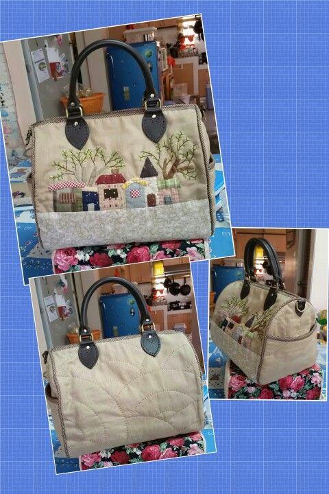 กระเป๋าแฮนเมด ( hand made bag)