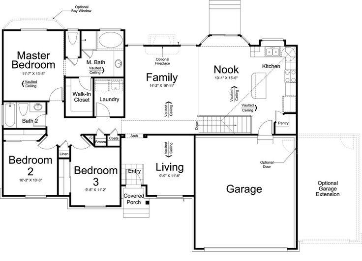 169 best Ivory Homes Floor Plans images – Ivory Home Floor Plans
