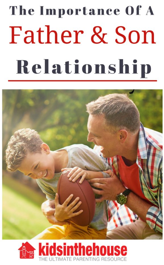 the important factor in father and son relationship The family from a child development perspective  and personal traits of the father and the son)  appeared to be an important mediating factor in the child.